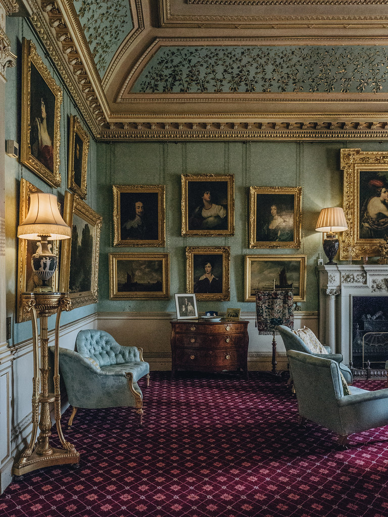 Haddo House - drawing room-4
