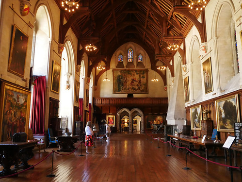 The Baronial Hall