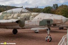 FR-26---51-1886-Belgian-Air-Force---Republic-RF-84F-Thunderflash---Savigny-les-Beaune---181011---Steven-Gray---IMG_5781-watermarked