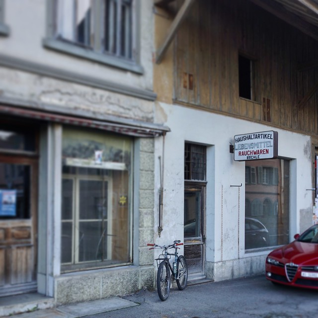 Stumpjumper in Bad Zurzach