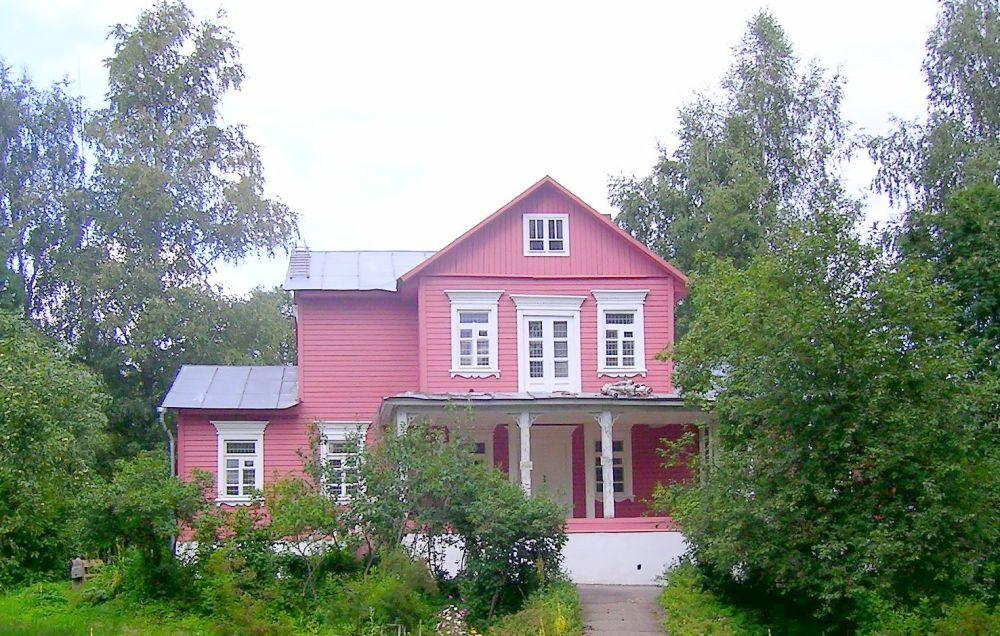 Дом-музей Н.М. Пржевальского в посёлке Пржевальское Смоленской области