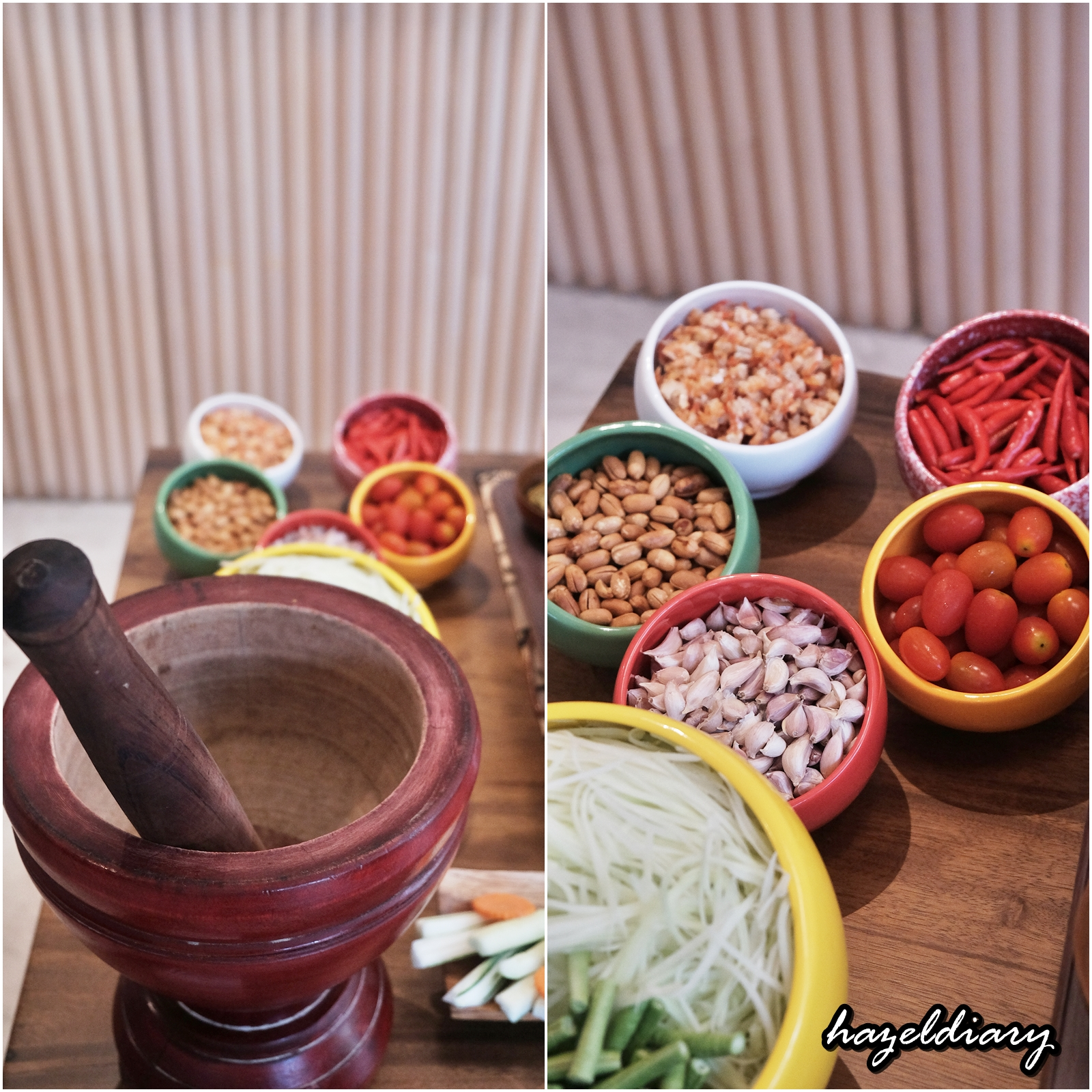 Baan Ying-DIY Thai Salad