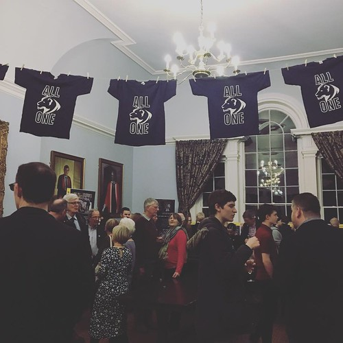 'All Male No More!' Exhibition opening