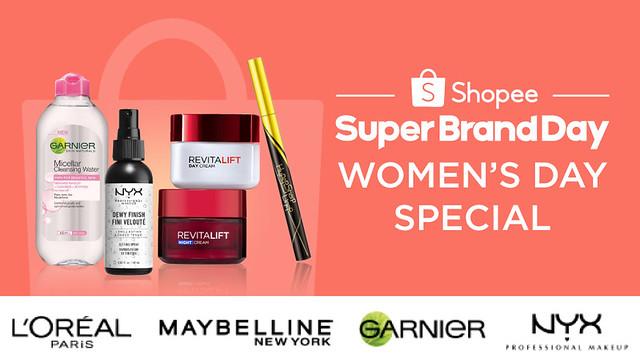 Sophee Super Brand Day L'Oréal