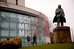 Miranda at the National Science & Media Museum Bradford
