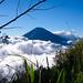 Mount Sindoro in Distance