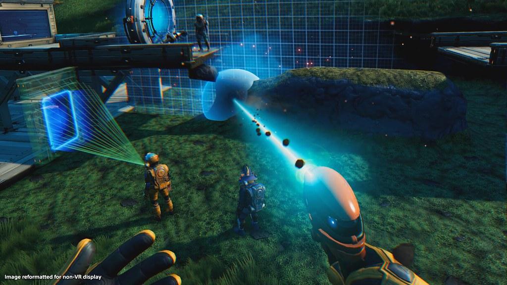 """No Man's Sky no PlayStation VR é uma """"experiência completa"""", diz prévia 1"""