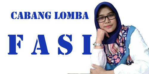 Cabang Lomba Festival Anak Sholeh Indonesia