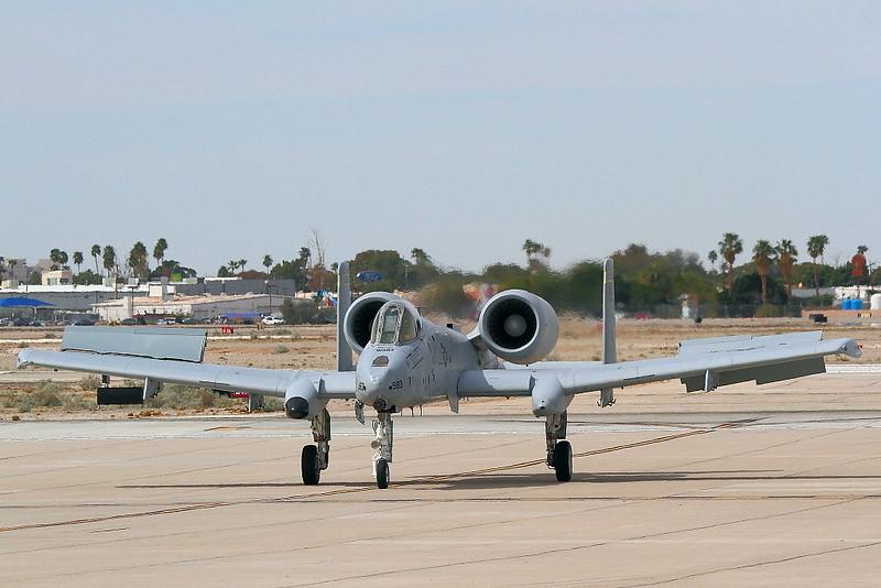 IMG_6979 A-10 Thunderbolt II, MCAS Yuma Air Show