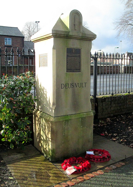 Infantry Junior Leaders Memorial, Oswestry