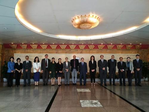 Delegación Macro Confucio a China 2019