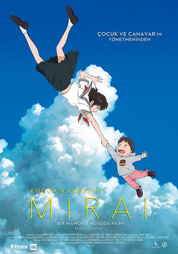 Küçük Kardeşim Mirai - Mirai No Mirai (2019)