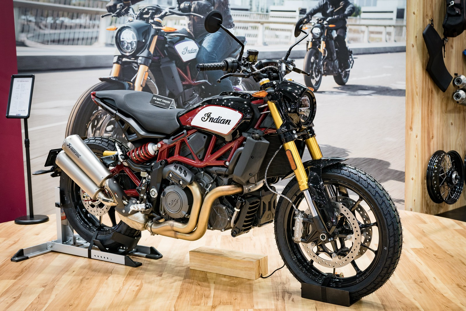 INDIAN - Tokyo MotorCycle Show 2019