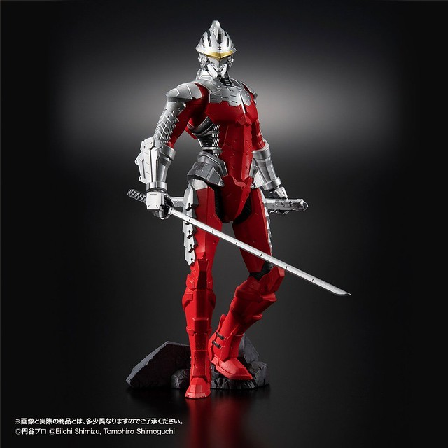 HG《超人力霸王ULTRAMAN》第一彈「ULTRAMAN SUIT B-TYPE / ULTRAMAN SUIT Ver.7.5 / TARO」三體共同販售!ULTRAMAN 【SET01】