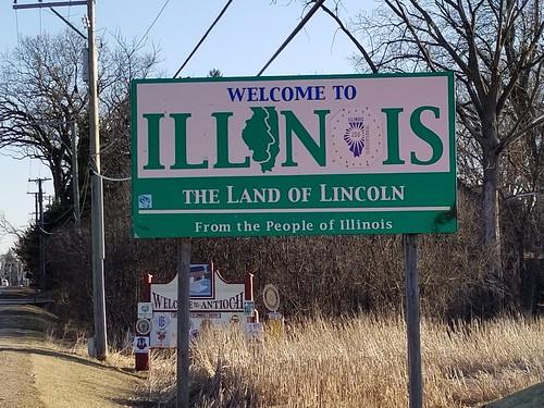 Illinois. March 2019.