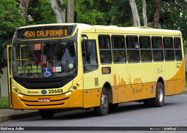 Viação Globo - 20688