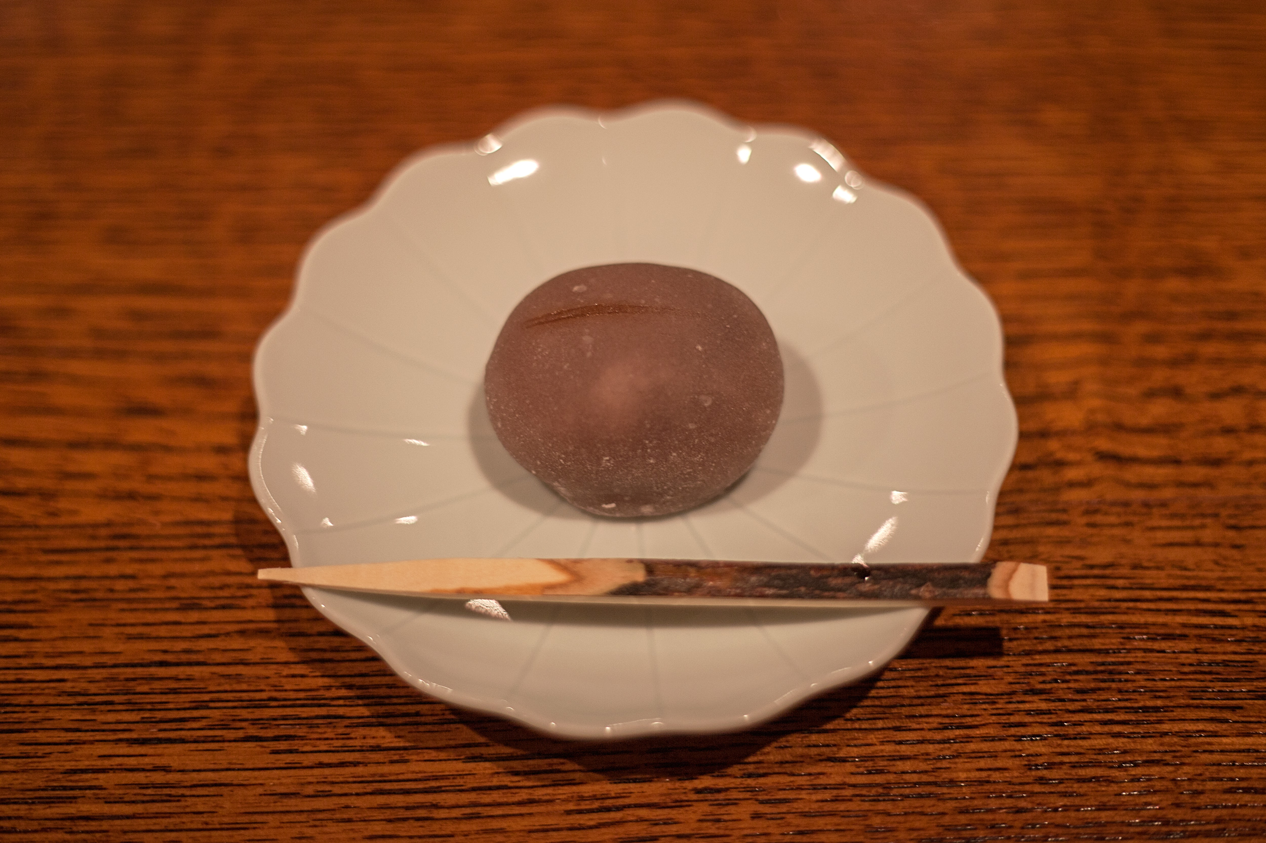 mochi at ippodo