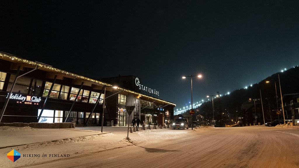 Åre Railway Station
