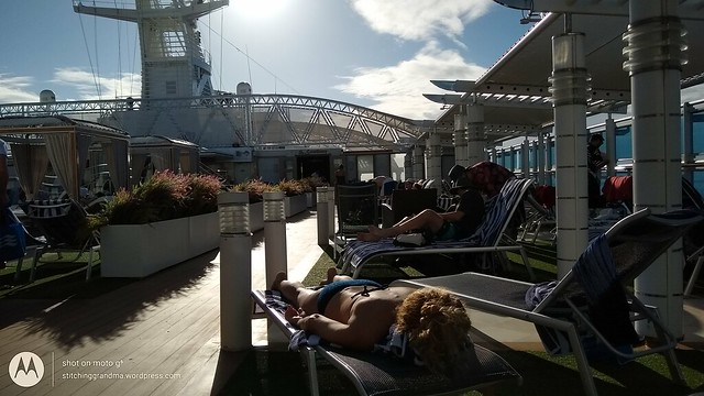 pool area deck 17 Regal Princess
