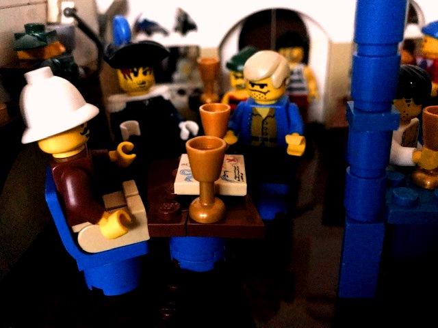 Tavern Meeting