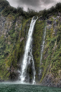The Stirling Falls