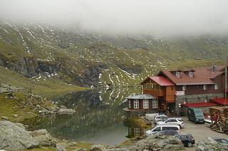 Reflections of a mountain lake XIV