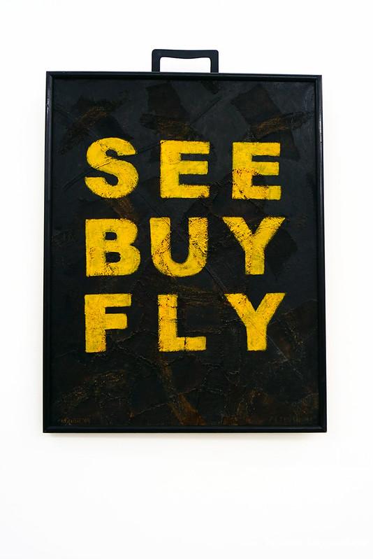 "Зоран Петрушич ""See buy fly"""