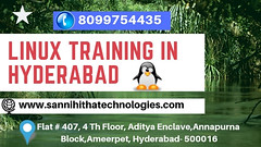 Linux Training in Hyderabad