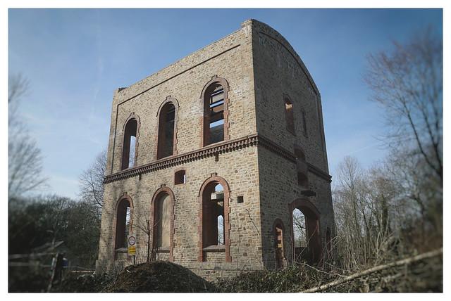 Abandoned Mine: Stüveschacht