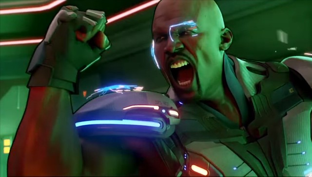 Crackdown 3 - Jaxon