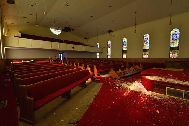 Abandoned church 2