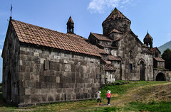 The Haghpat Monastery