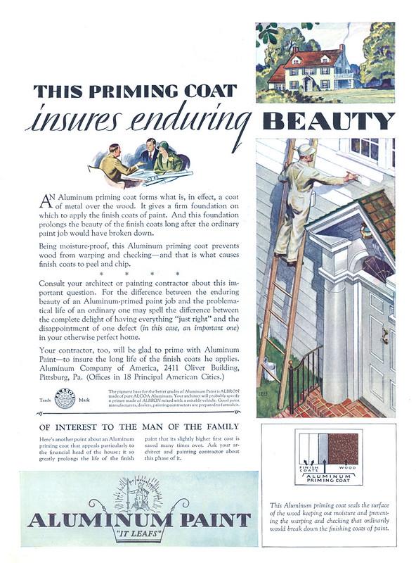 Aluminum Paint 1929