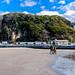 Koyurugi Misaki Cape, Kamakura : 小動岬