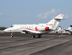 Hawker 900XP                                       PP-ARG
