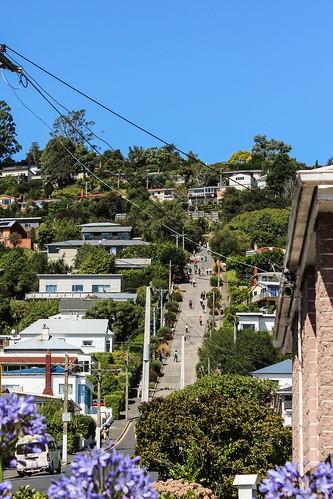 Dunedin: Baldwin Street