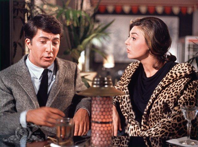 Кадр из фильма Выпускник (1967)