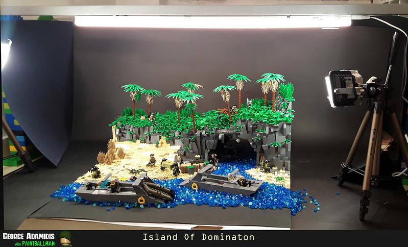 [Great Brick War] - ISLAND OF DOMINATION 47472970561_a5ef963f5c_c