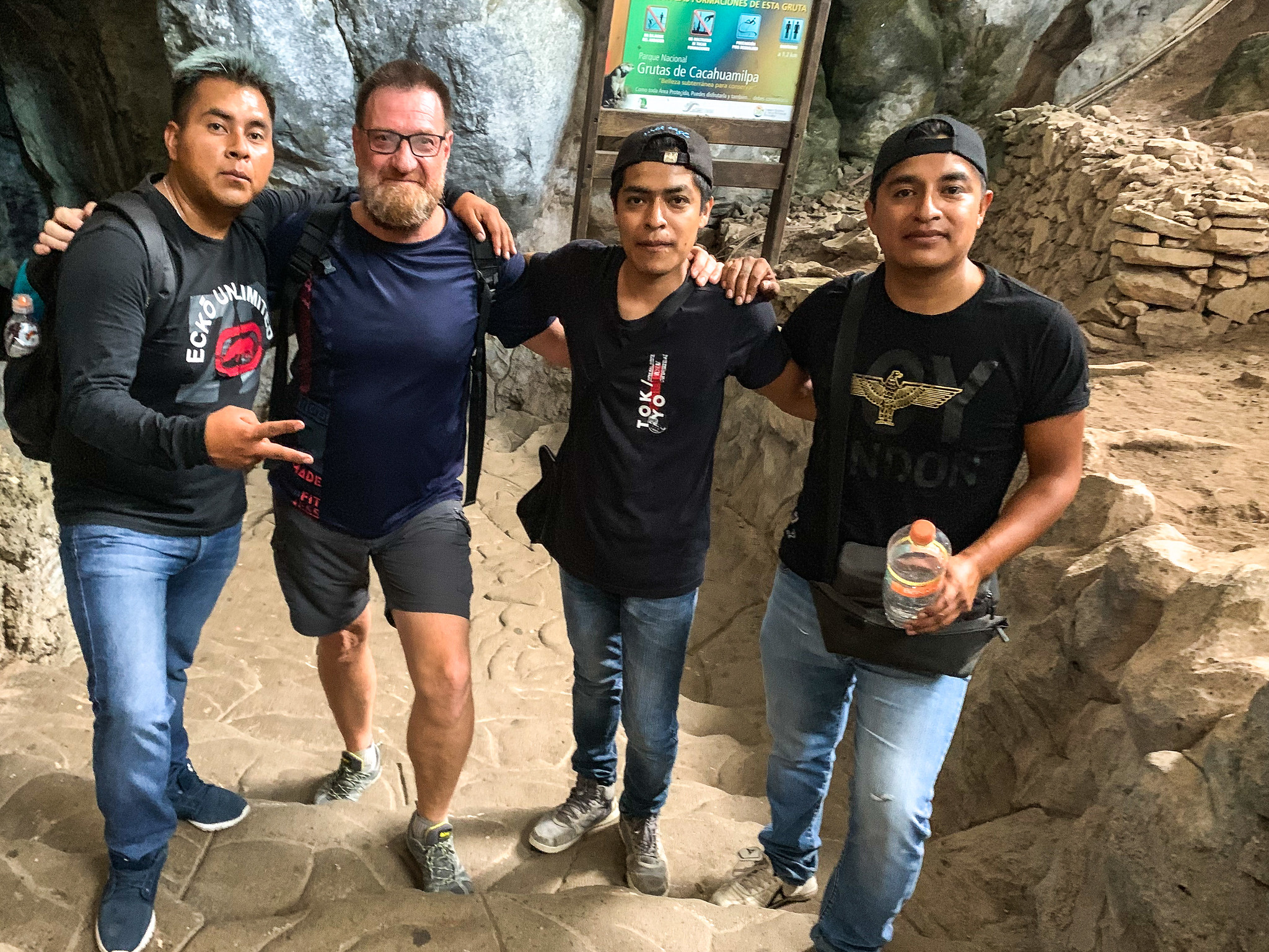 Cacahuamilpa - Guerrero - [Mexique]