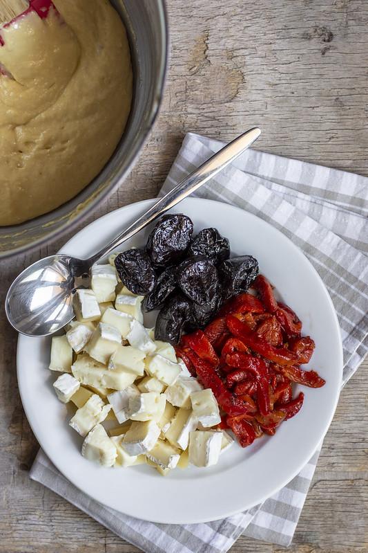 Ingredienti - Torta 7 vasetti salata