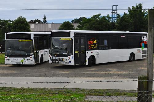 Tranzit 822 and 854