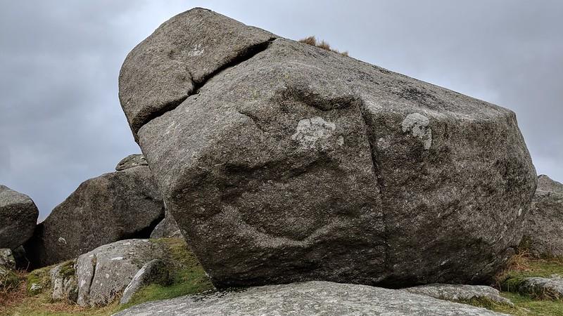 Heart Rock, Combshead Tor
