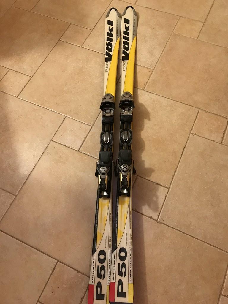 Sjezdové lyže Völkl - Bazar lyží a lyžařského vybavení - SNOW.CZ a44661e3437