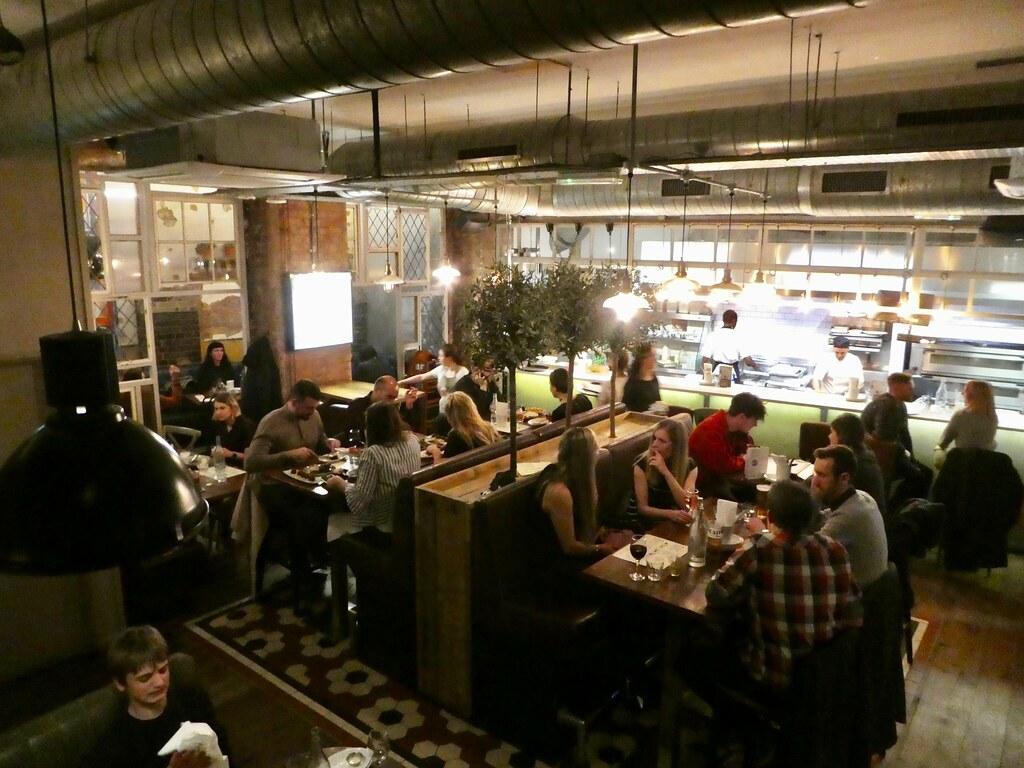 Baresca Tapas Restaurant, Nottingham