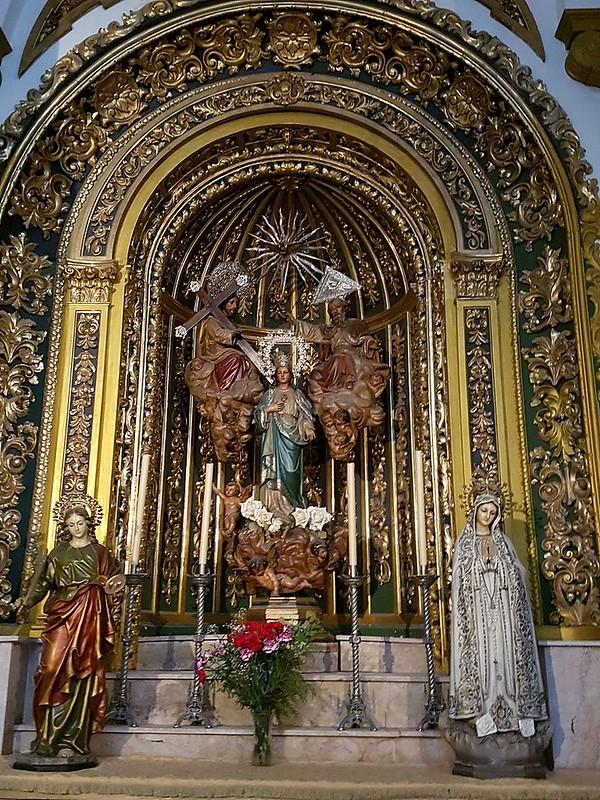 Malaga_ig_Sn_Juan_Bautista_f10.1_-Ntra_Sra_de_la_las_Tres_Avemarias_capilla
