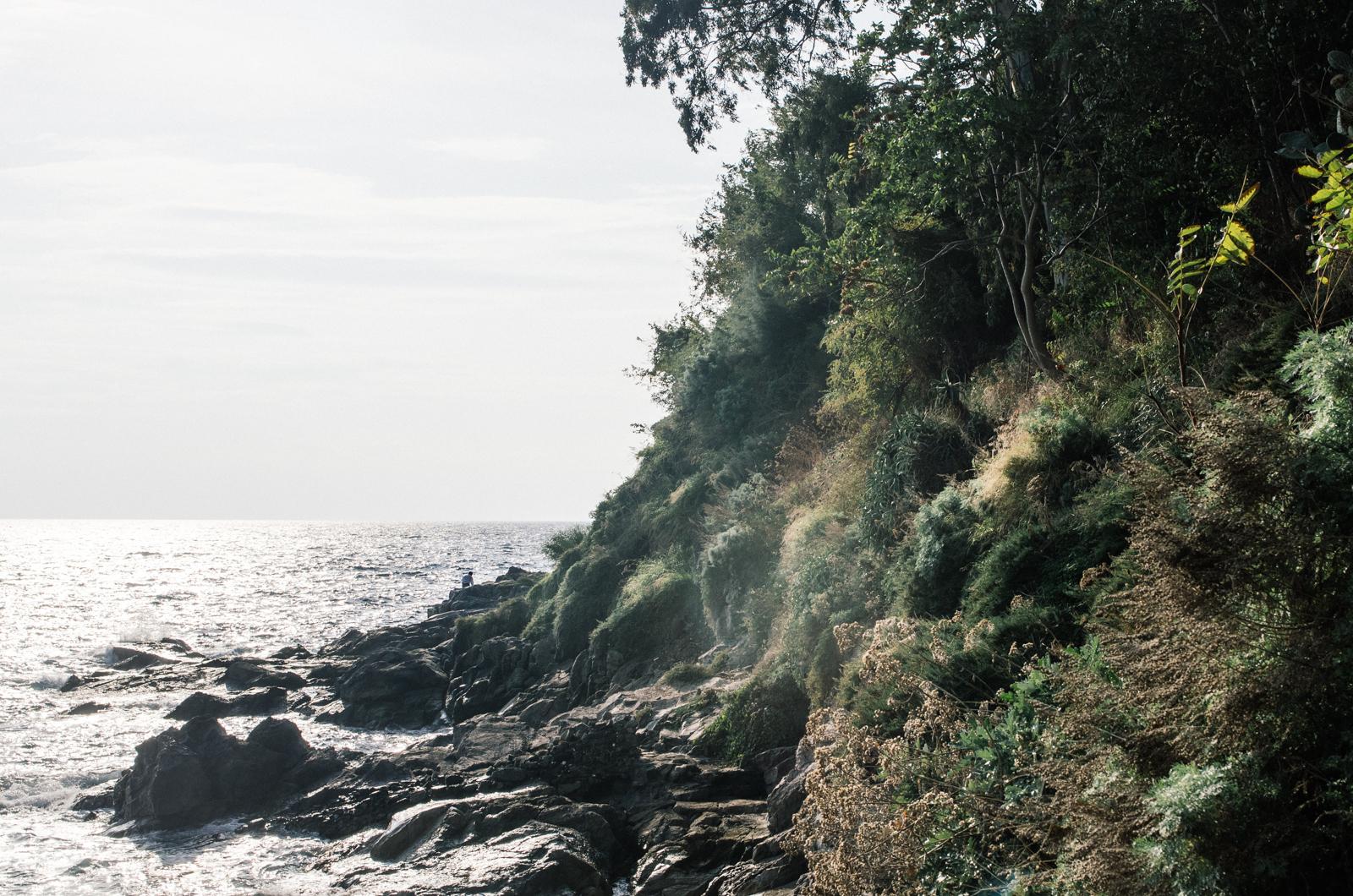 Lipari - Îles éoliennes - Sur le port