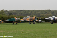 G-BJST-AJ841---CCF4-292---Private---CCF-T-6H-Harvard-Mk4M---180826---Little-Gransden---Steven-Gray---IMG_6077-watermarked