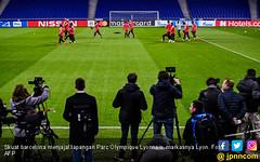 Lyon vs Barcelona: Tidak Ada Taktik Khusus Mematikan Lionel Messi