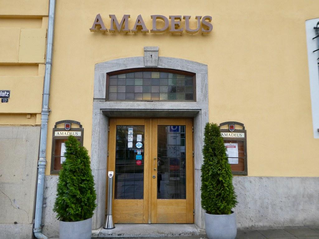 Amadeus wine bar, Stuttgart