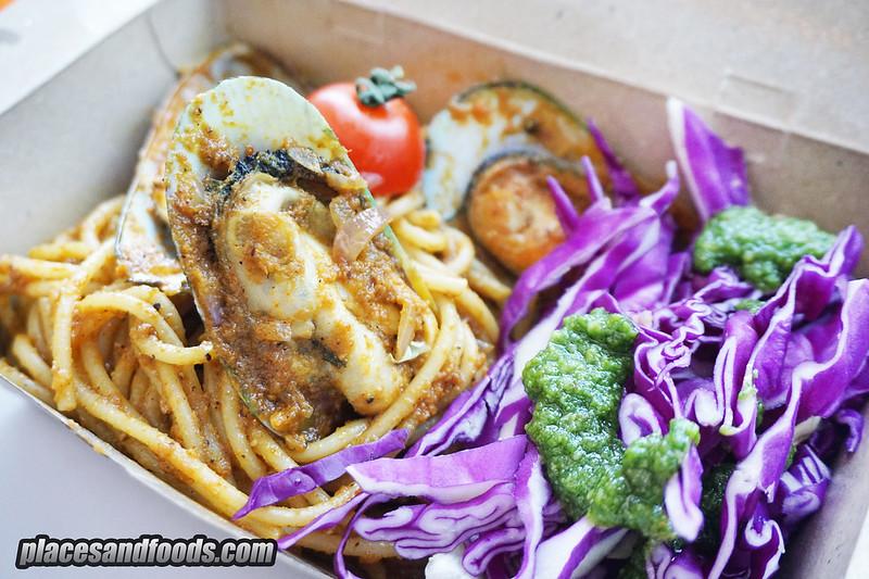 anggun chef mussel pasta